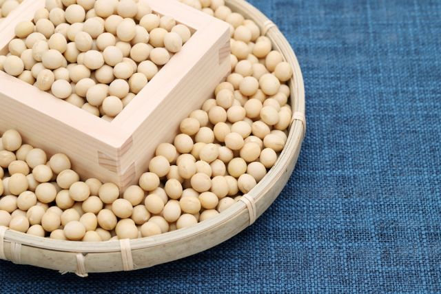丹羽SODの成分の元となっている大豆